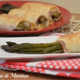asparagi in crosta golosa ricetta