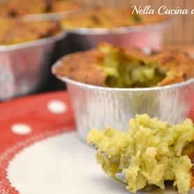 tortino di asparagi e patate ricetta semplice