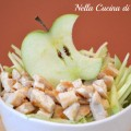 insalata di pollo e mele