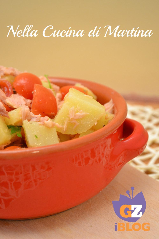 Insalata di tonno ricetta sfiziosa - La cucina di martina ...
