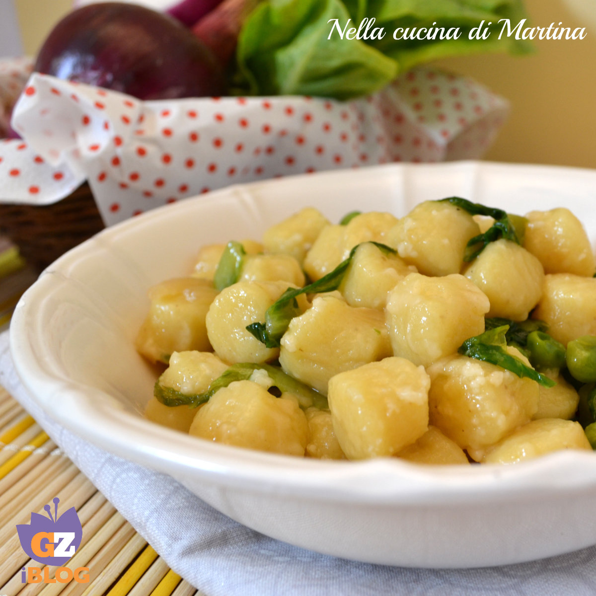 gnocchi al verde ricetta blog