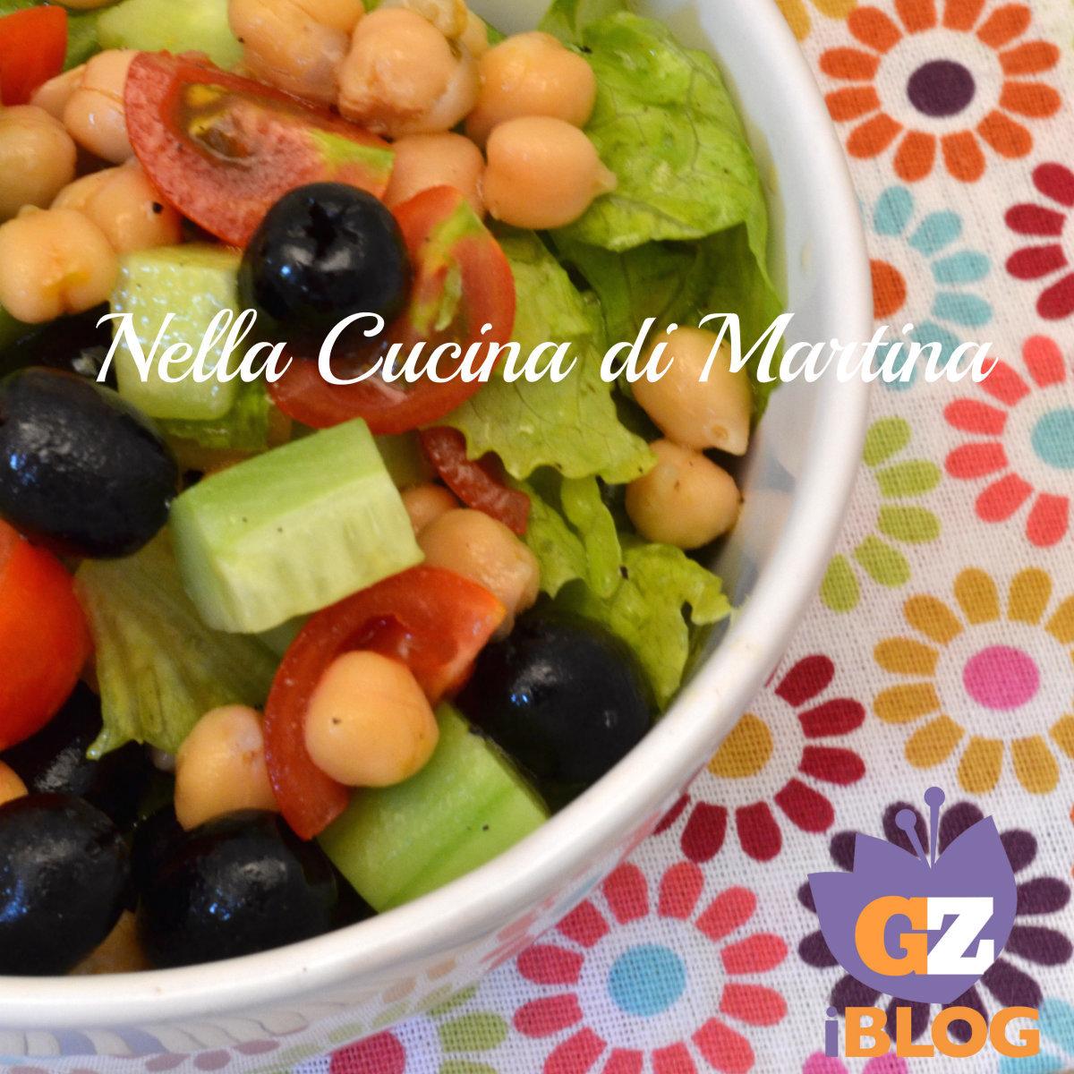 insalata rustica ricetta base