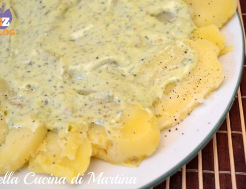 patate in salsa genovese