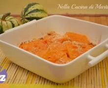 Zucca al forno, ricetta economica e sana
