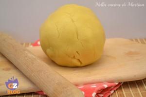 Pasta sablè, ricetta base