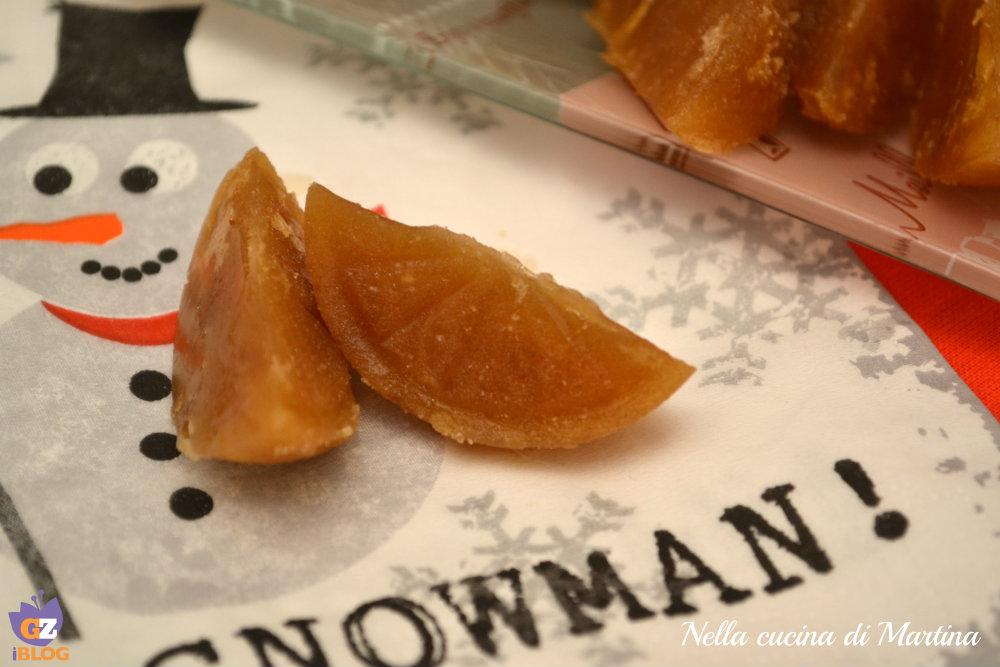 caramelle allo zenzero ricetta nella cucina di martina