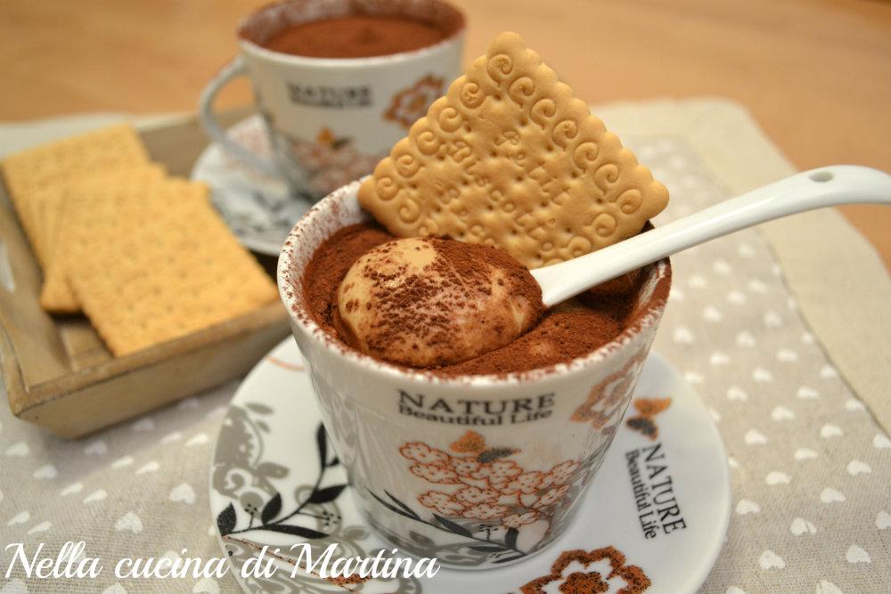 coppe al caffè ricetta nella cucina di Martina