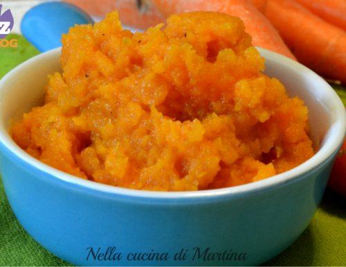 Purè di carote