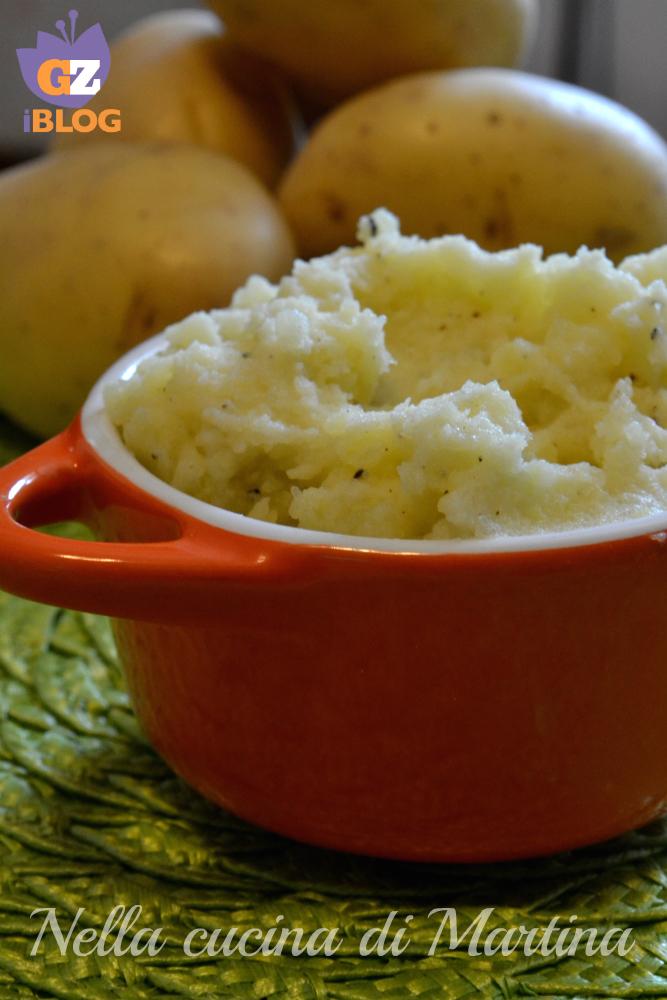 purè di patate ricetta blog nella cucina di martina