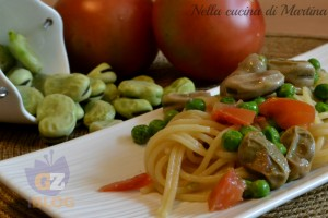 Spaghetti del Primo Maggio