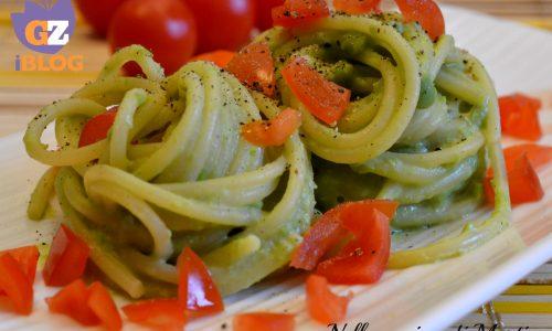 Spaghetti di primavera