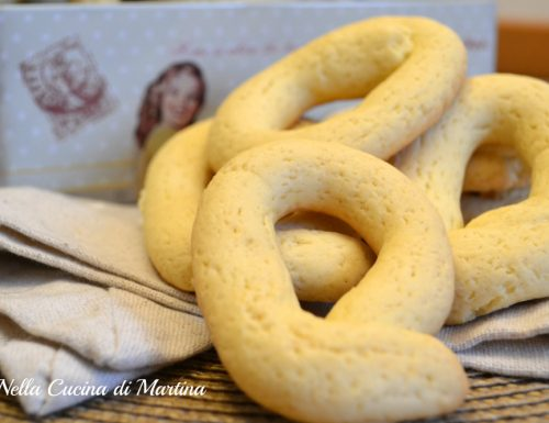 Taralli allo yogurt