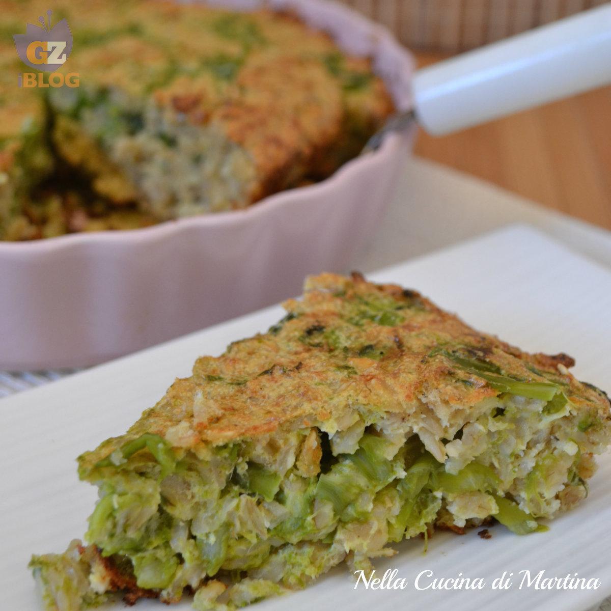 tortino polacco ricetta nella cucina di Martina