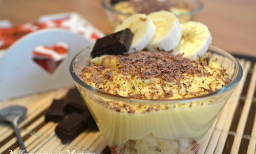 Banane alla crema