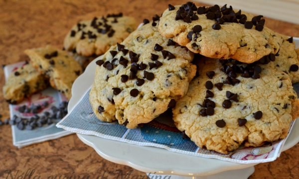 American Chocolate Cookies, biscotti americani