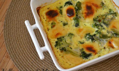 Broccoli al formaggio