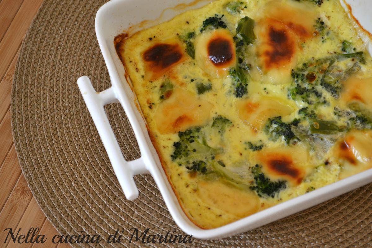 broccoli al formaggio blog