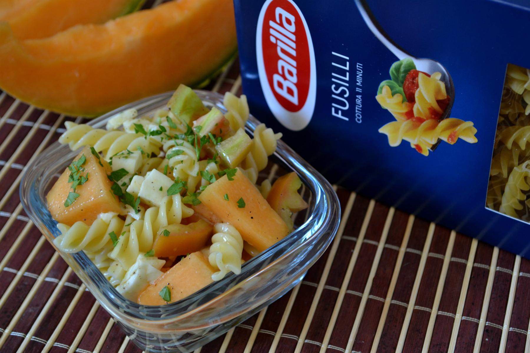 insalata di pasta Calda Estate 1
