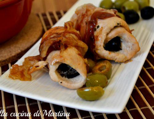 Involtini alle olive