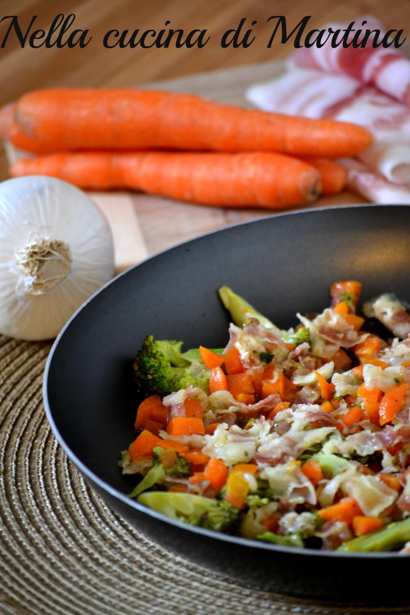 pancetta con le verdure 2