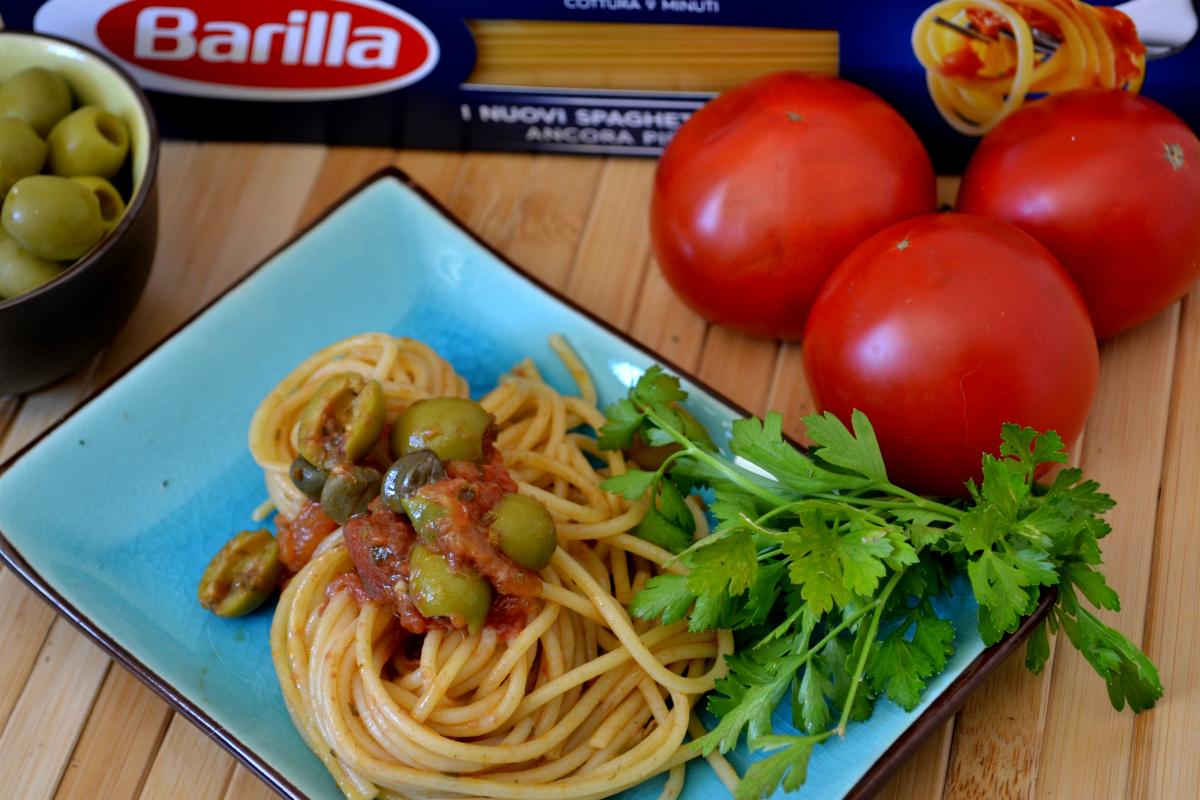 spaghetti con sugo cervinia 1
