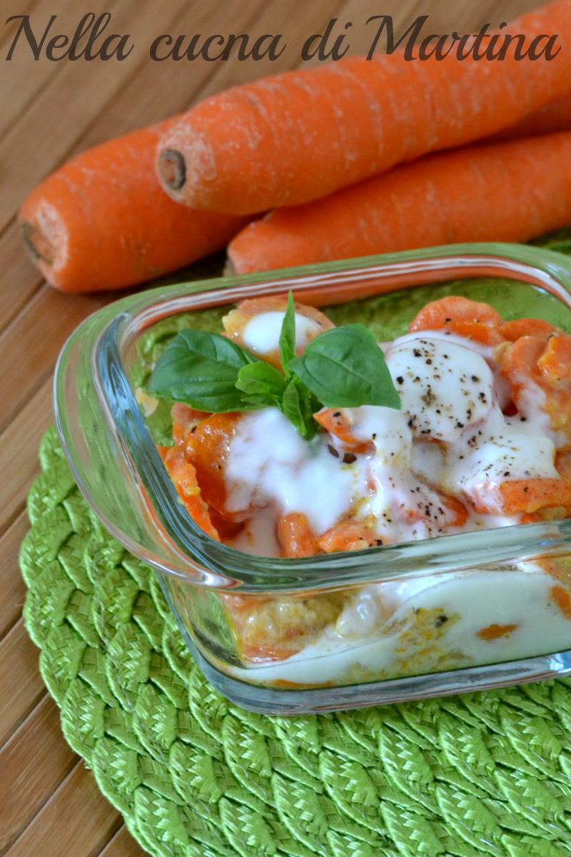 carote allo yogurt ricetta nella cucina di martina