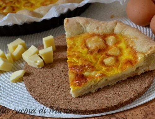 Crostata di formaggio