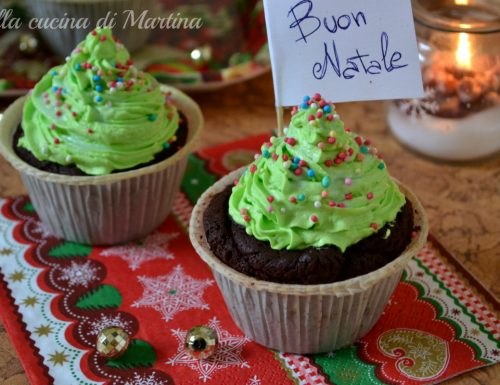 Muffins di Natale