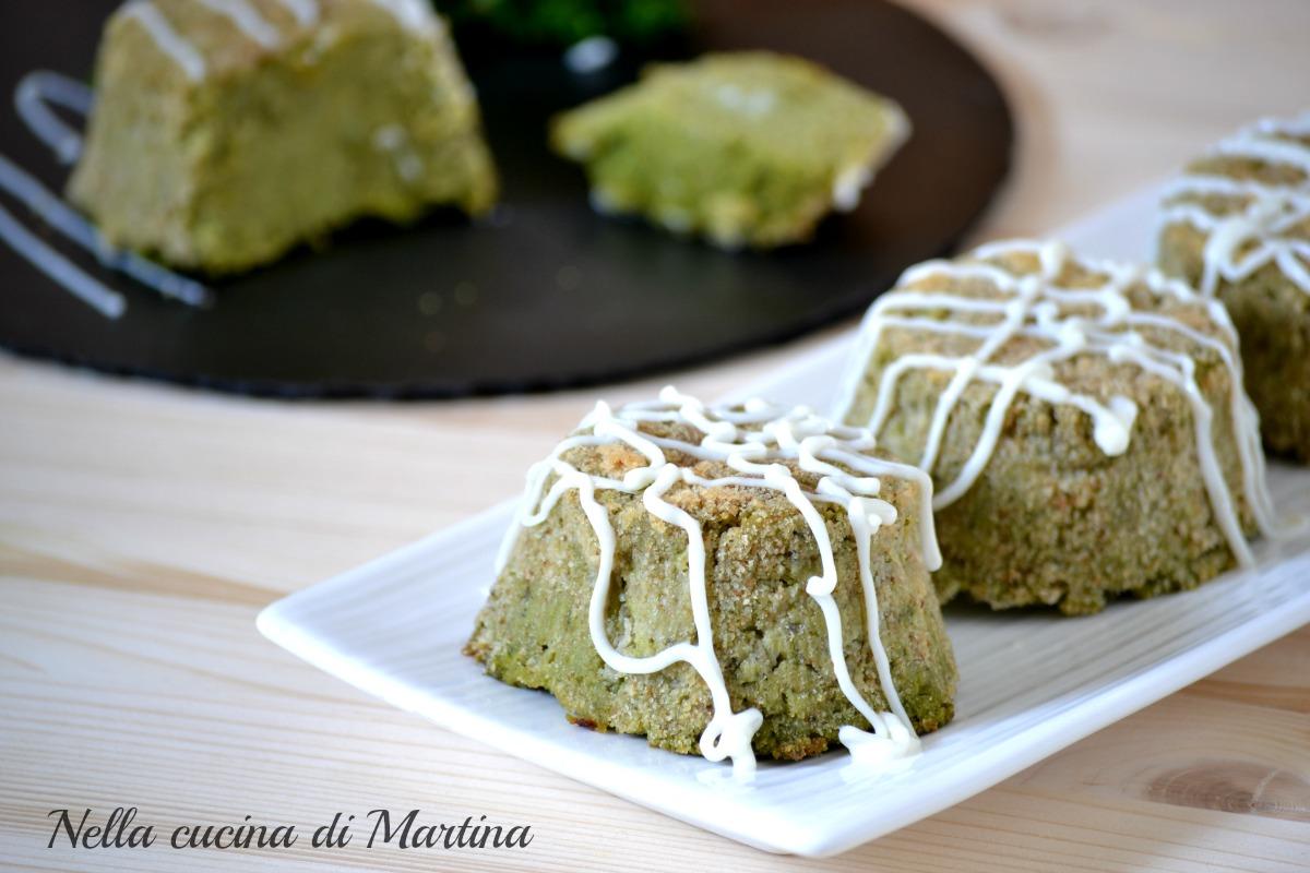 sformatini di broccoli ricetta nella cucina di martina