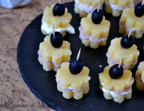 Stuzzichini di polenta