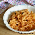 pasta con finocchi e olive ricetta nella cucina di martina