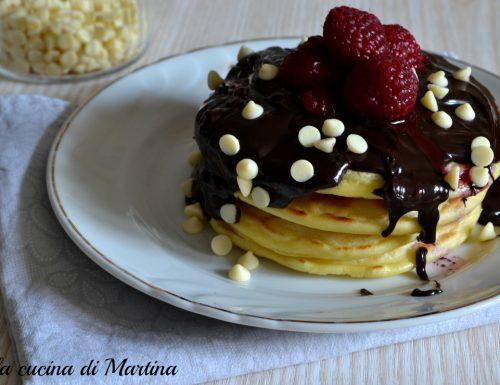 Pancakes, ricetta semplice e veloce