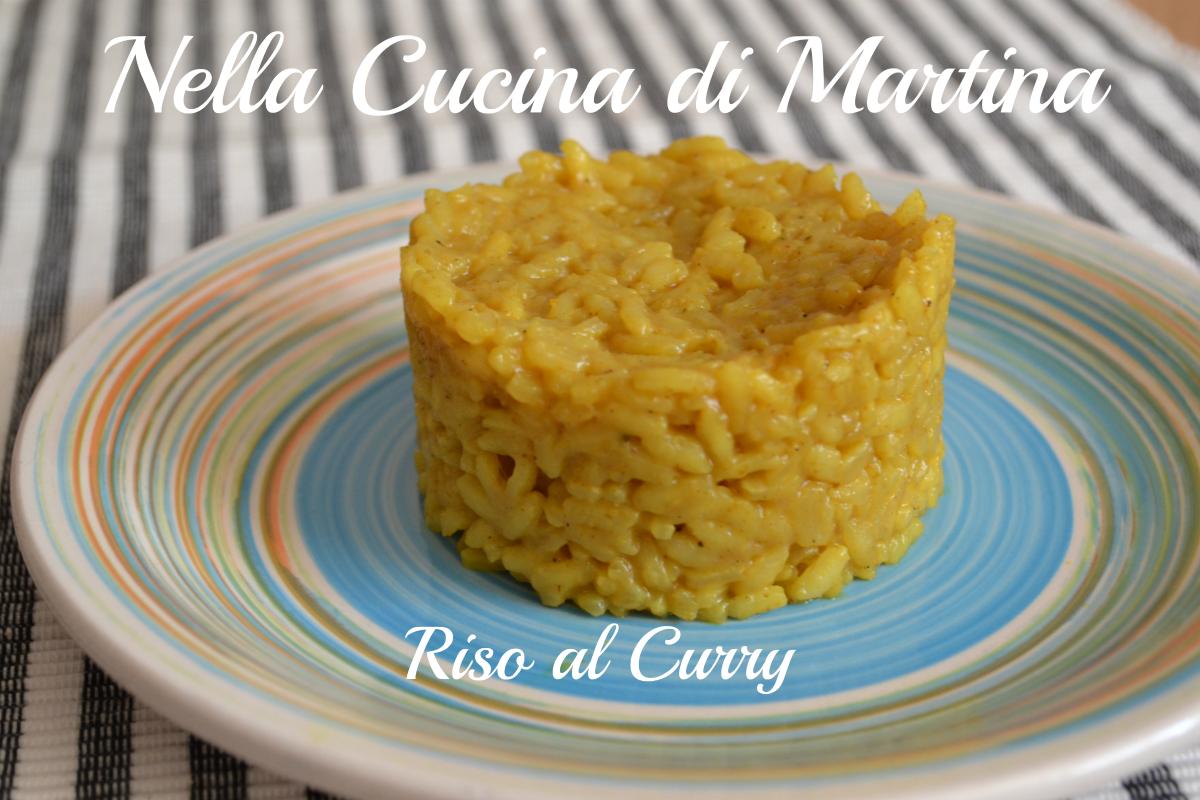 riso al curry ricetta base