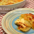 parmigiana di finocchi, nella cucina di martina blog