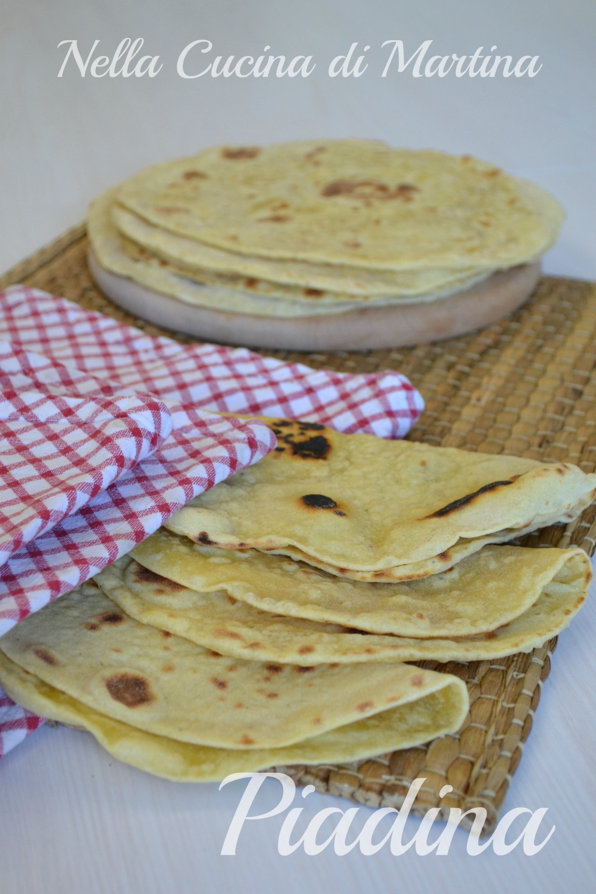 la piadina contadina ricetta blog