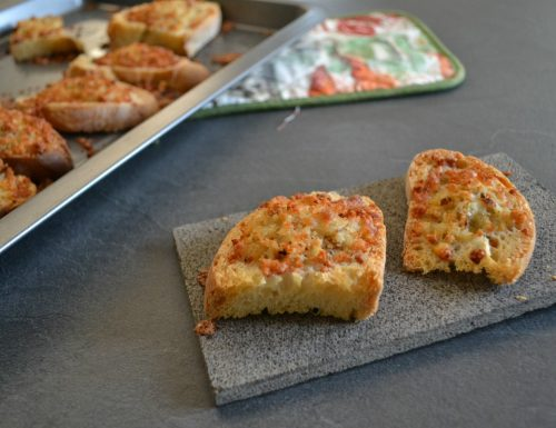 Crostini di carne cotta, ricetta riciclo