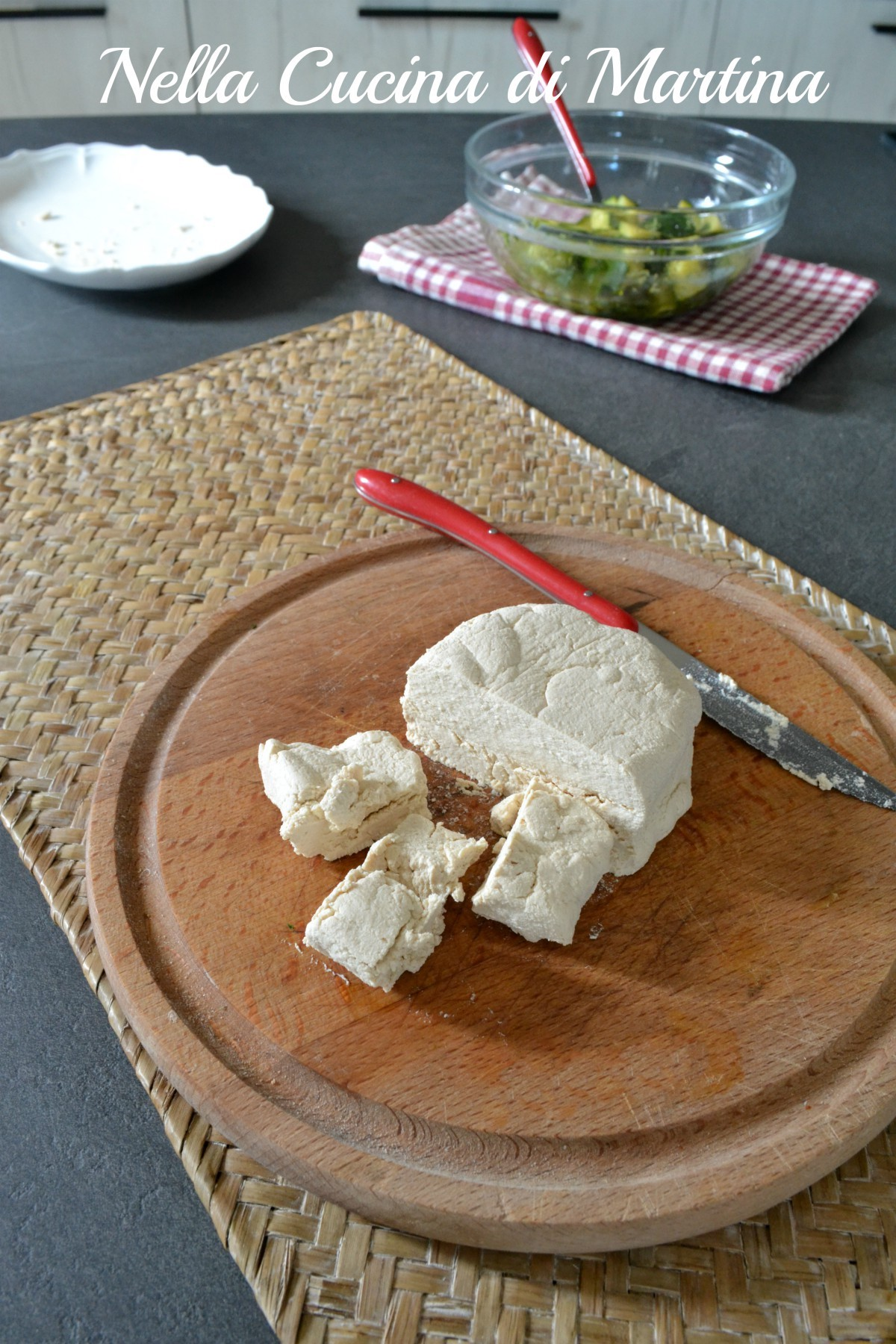 tofu fatto in casa ricetta semplice