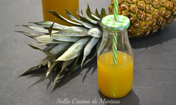Succo all'ananas