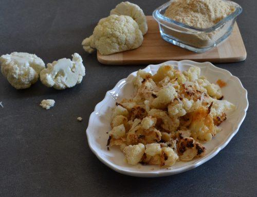 Cavolfiore gratinato, ricetta light