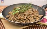 Funghi in padella, ricetta contorno