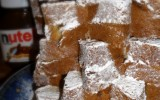 Pandoro alla nutella, ricetta ricca