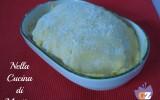 pasta frolla salata, ricetta base