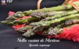 Ricette con gli asparagi, scarica il ricettario in pdf