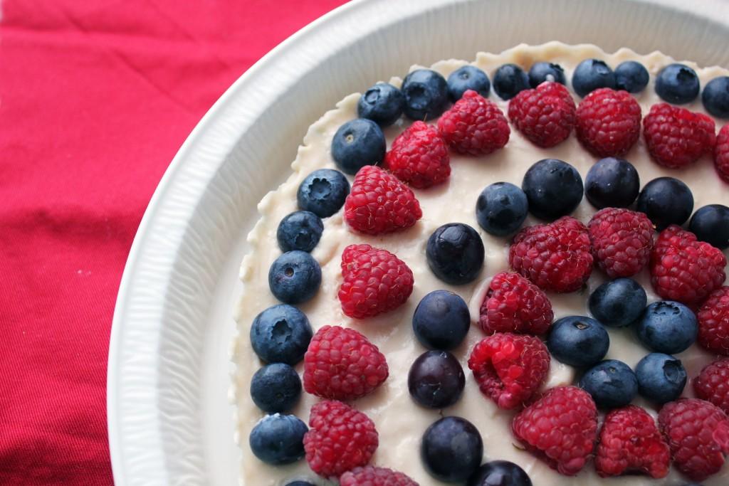 cheesecake con preparato per budino