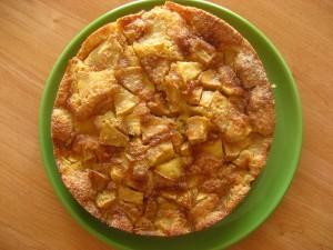 Clafoutis di mele