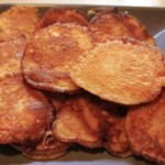 Mele fritte in pastella