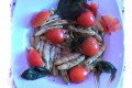 Cavatelli al pesto con pomodorini