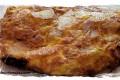 Frittata di patate e prosciutto cotto