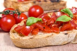 bruschetta-basilico-pomodoro