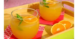 Aranciata o limonata fatta in casa